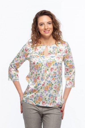 Блуза Марта Цветение