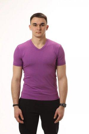 Футболка Барс фиолетовая